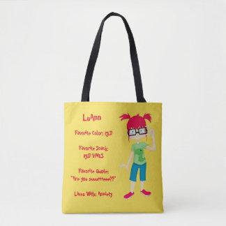 Perfekte Tasche - LuAnn (Gelb)