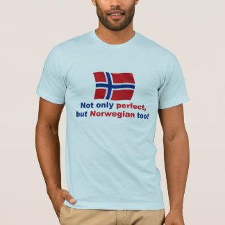 Perfekter Norweger T-Shirt