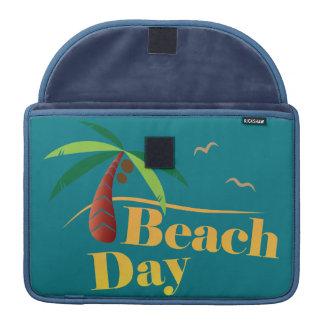 Perfekter Sommer-Strand-Tag Sleeve Für MacBook Pro