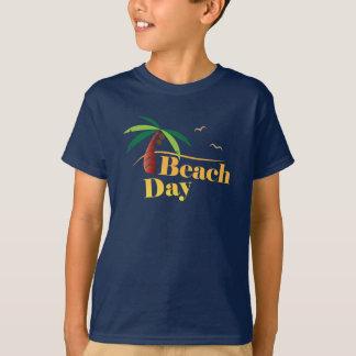 Perfekter Sommer-Strand-Tag T-Shirt