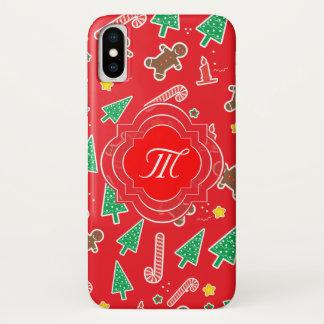 Perfektes Weihnachten iPhone X Hülle
