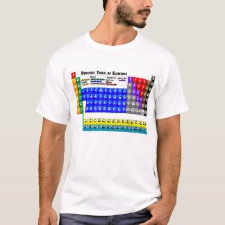Periodensystem der Elemente T-Shirt