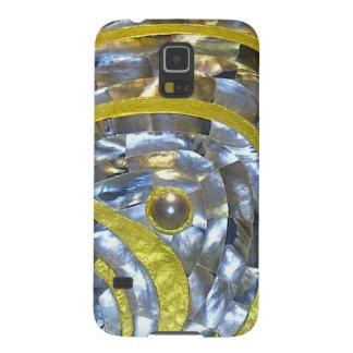 Perle u. Gold Samsung S5 Hüllen