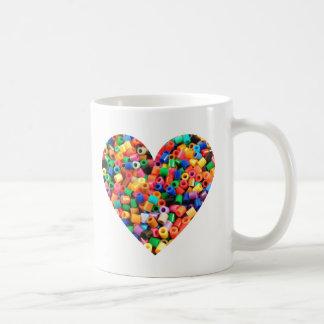 Perlen-Liebhaber Kaffeetasse