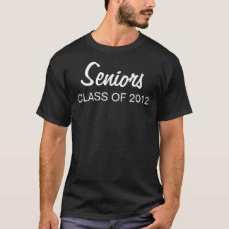 Peronalized Senior-Shirt T-Shirt