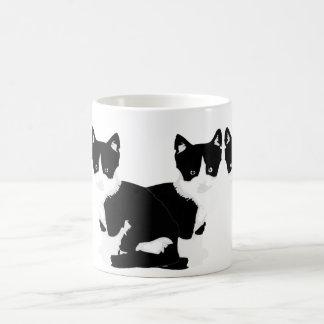 persephone&hades 'Smoking cat Kaffeetasse