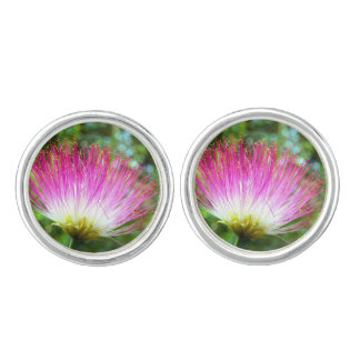 Persische Silk Baum-Blumen-Manschettenknöpfe Manschettenknöpfe