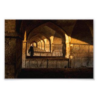 Persische Symmetrie Fotodruck