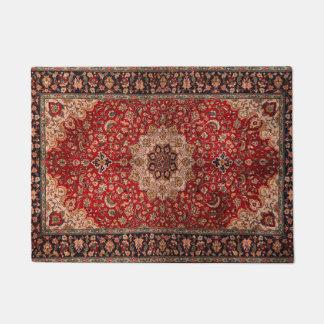 Persische Wolldecke-Fußmatte Türmatte