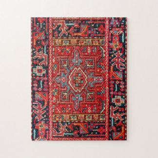 Persischer Entwurfs-dekoratives Puzzlespiel