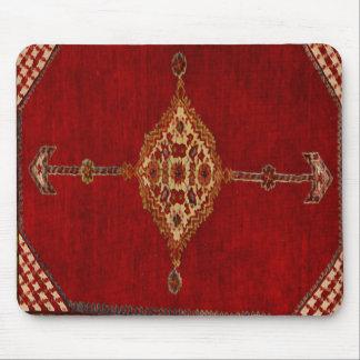Persischer Teppich - mutiger Entwurf Mousepad