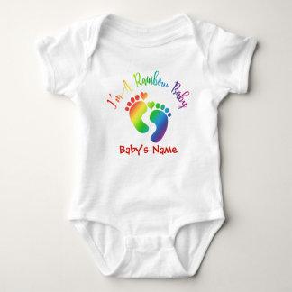 Personalisiert bin ich ein baby strampler