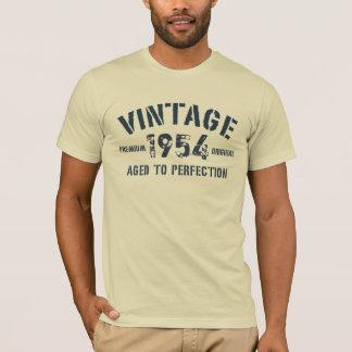 Personalisiert Ihre Vintages JAHR erstklassige T-Shirt