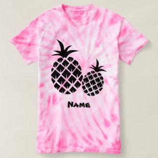 Personalisierte Ananas T-shirt