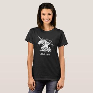 Personalisierte beängstigende T-Shirt