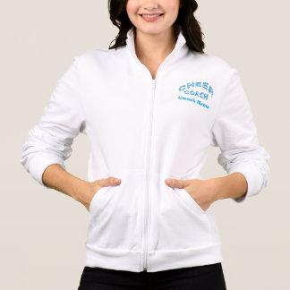 Personalisierte Beifall-Trainer-Jacken mit 3