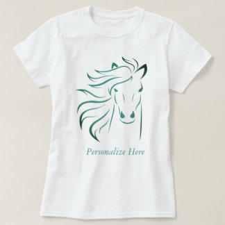 Personalisierte bezaubernde T-Shirt