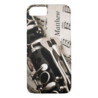 Personalisierte Geschenke für OboistsClarinetists iPhone 8/7 Hülle