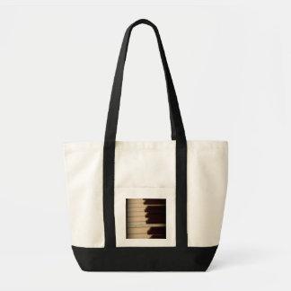 Personalisierte Klavier-Lektions-Taschen-Tasche Tragetasche
