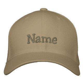 Personalisierte kundenspezifische Baseballmütze - Bestickte Kappe