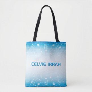 Personalisierte moderne Taschen-Tasche der Tasche