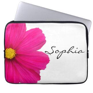 personalisierte niedliche girly rosa laptop computer schutzhüllen