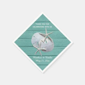 Personalisierte Papierserviette