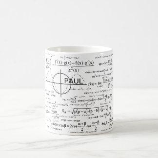 Personalisierte Physik-Geschenke für Physiker Kaffeetasse