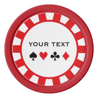 Personalisierte Poker-Chips Poker Chips Set