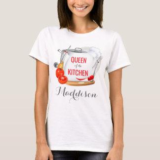 Personalisierte T - Shirt Königin des