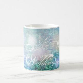 Personalisierte Tasse für Hochzeiten