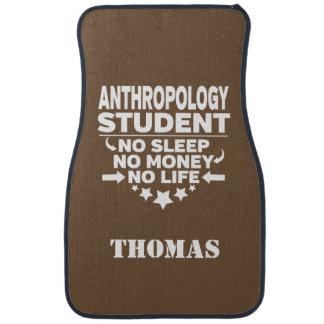 Personalisierter Anthropologie-Student kein Automatte