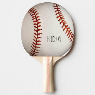 Personalisierter Baseball Tischtennis Schläger