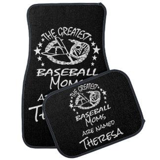 Personalisierter bestster Ball-Schläger-Handschuh Automatte