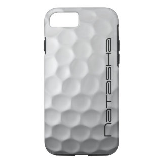 Personalisierter Golf-Ball iPhone 7 Fall iPhone 7 Hülle