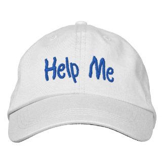 Personalisierter justierbarer Hut Bestickte Baseballcaps