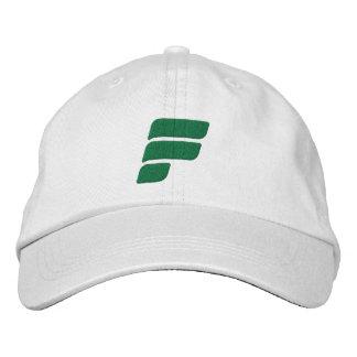 Personalisierter justierbarer Hut Bestickte Baseballkappe