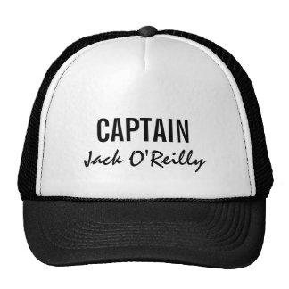 Personalisierter Kapitän Kult Mützen