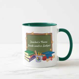 Personalisierter Lehrer Tasse
