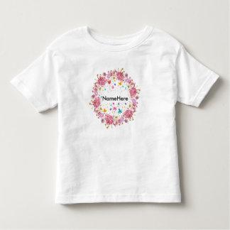 Personalisierter Name scherzt T - Shirt