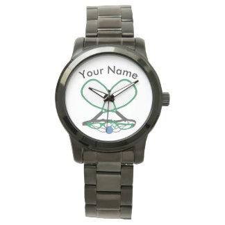 Personalisierter Racquetball Uhr