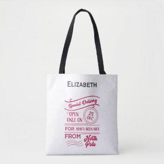 Personalisierter Sankt-Beutel Tasche