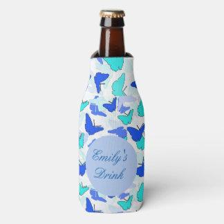 Personalisierter Schmetterling kann oder cooleres Flaschenkühler