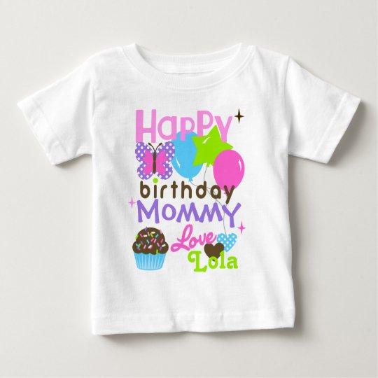 Personalisiertes alles- Gute zum GeburtstagShirt Baby T-shirt