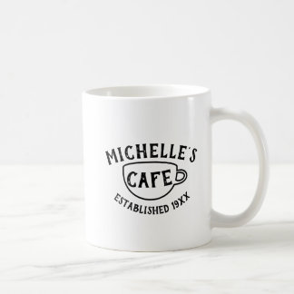 Personalisiertes Café Kaffeetasse