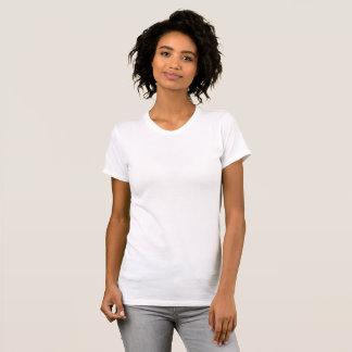 Personalisiertes Damen Rundhals-Shirt T-Shirt