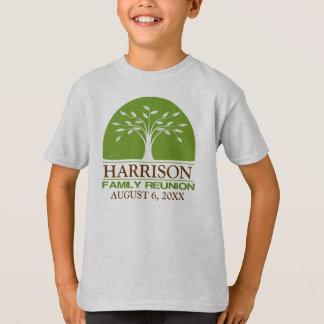 Personalisiertes Familien-Wiedersehen-Shirt T-Shirt