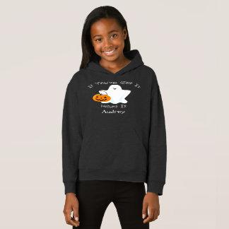 Personalisiertes Halloween-Geist-Sweatshirt Hoodie