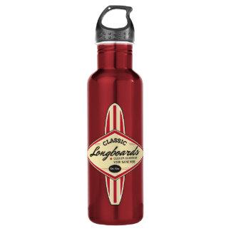 Personalisiertes kundenspezifisches Longboards Trinkflasche