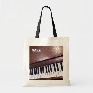 personalisiertes Musikgeschenk Tragetasche